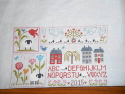 A vos broderies
