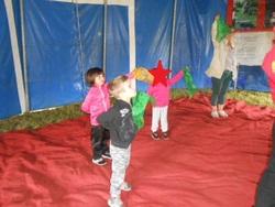 Le cirque à l'école ou l'école au cirque...