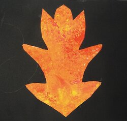 Arts visuels: Les flammes à l'éponge