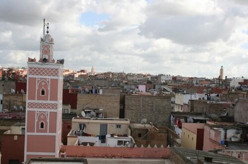 reportage chez Lahcen CHAIRI à Casablanca