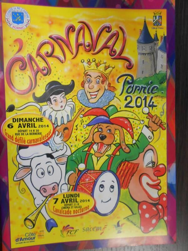 Carnaval de Pornic 2014