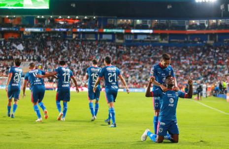 Maillot Monterrey 2018 2019 Exterieur