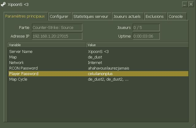 Comment créer un serveur Counter-Strike: Source sous Windows