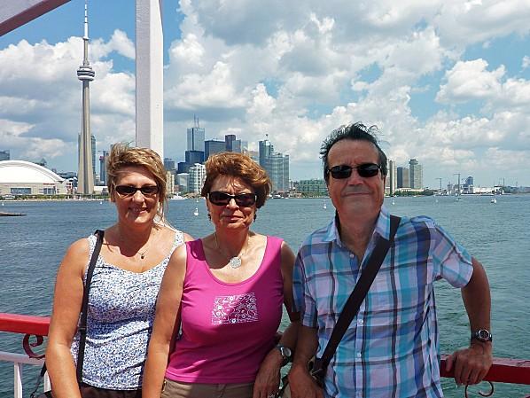 Toronto bateau nous 3