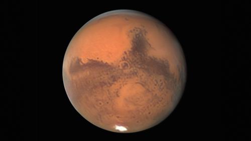 Mars en signe