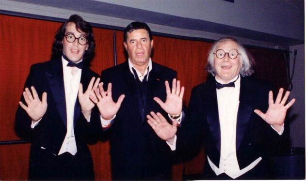 Jerry Lewis: une rencontre marquante pour un Foubrac