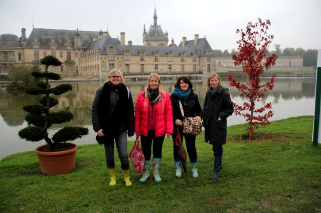 Chantilly - Automne 2015