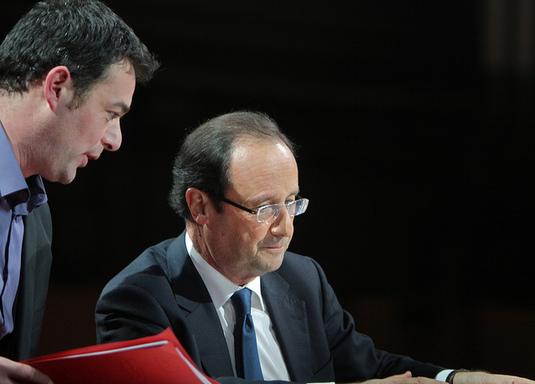 La « stratégie » de Hollande