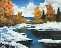 Artiste peindre