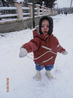 BRRR!!! Il fait froid !