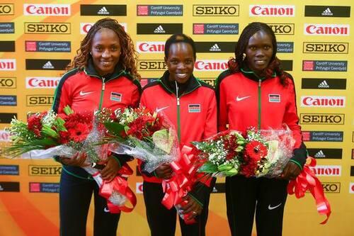 Championnats du monde semi-marathon Cardif 2016