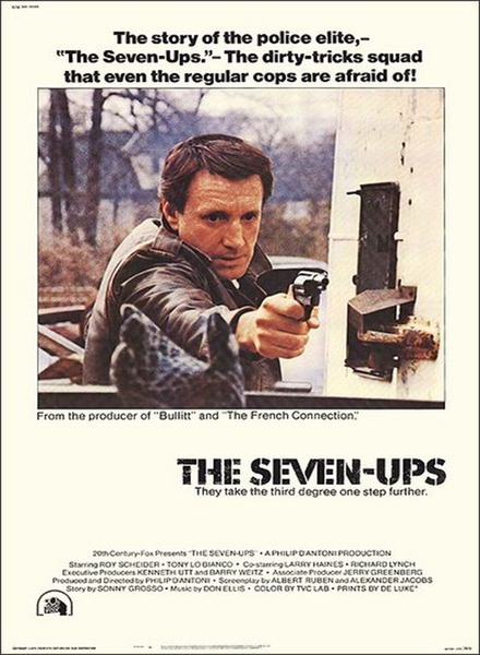 Police puissance 7, The seven-ups, Philip d'Antoni, 1973