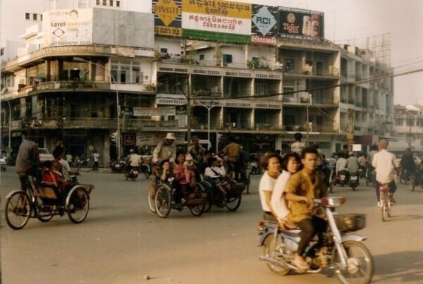 Suvenirs. Cambodge 1993.