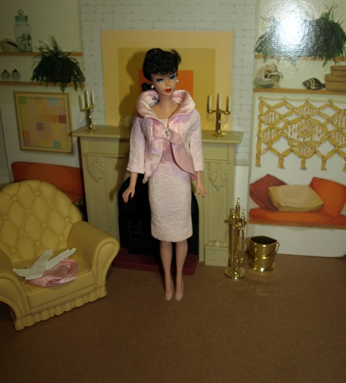 Vintage Barbie : Fashion Luncheon