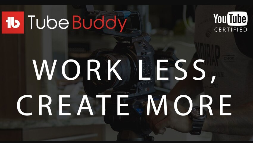 TUBEBUDDY is powerful browser plugin that will save you time and money, boost video performance