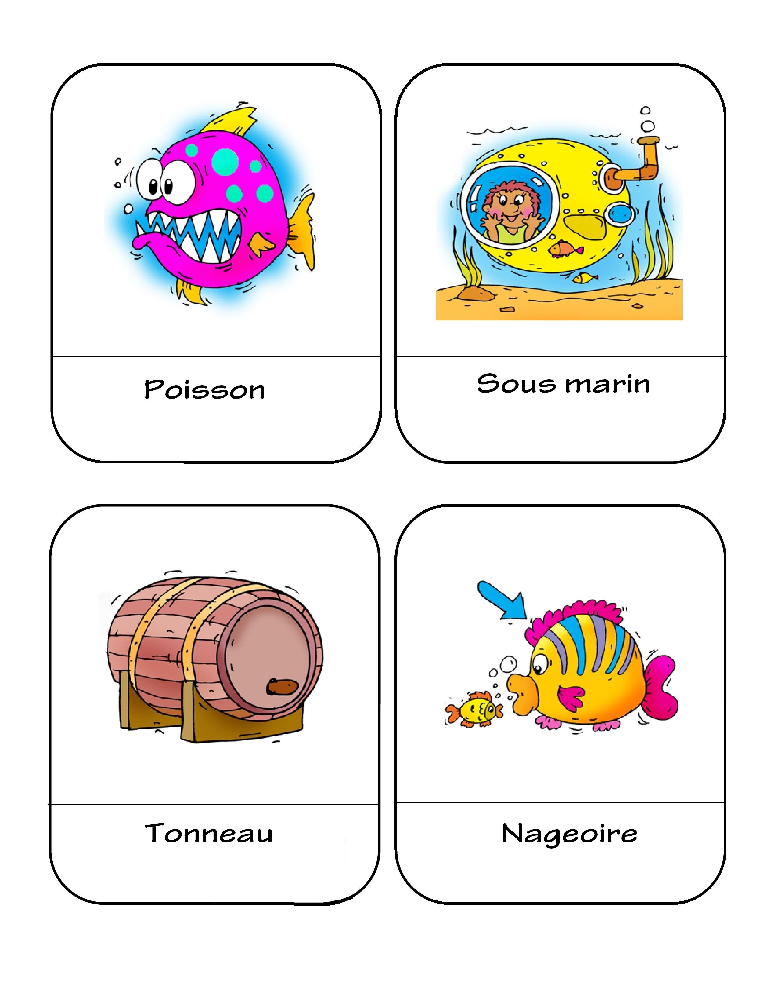 Piraci - słownictwo 4 - Francuski przy kawie