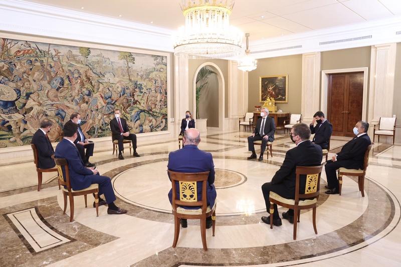 Consejo Directivo de la Mesa del Turismo.
