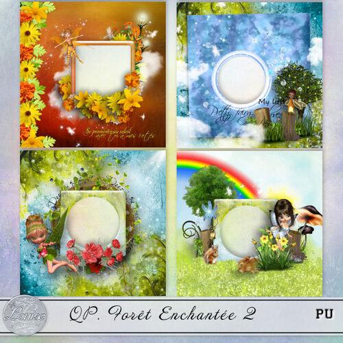 Forêt Enchantée QP 1 et 2