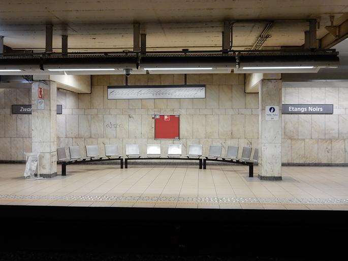 Métro de Bruxelles