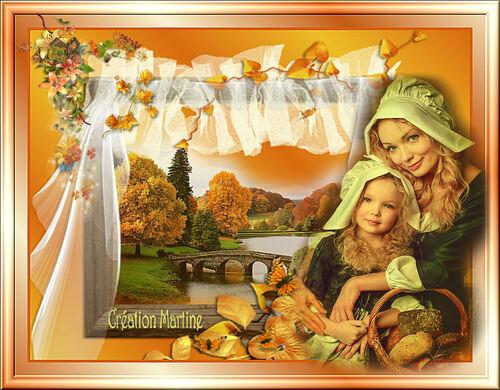 « L'automne est une demeure d'or et de pluie.  »