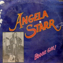 Angela Starr - Boogie Girl - Complete LP