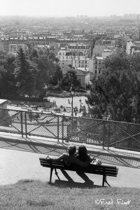 Les Amoureux de Montmartre – Fred Finet
