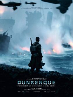 Dunkerque - 2017 (toujours à l'affiche)