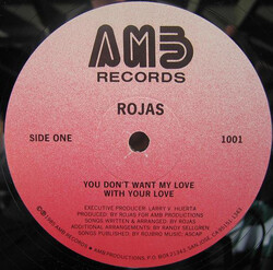 Rojas - With Your Love