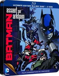 [Blu-ray] Batman : Assaut sur Arkham