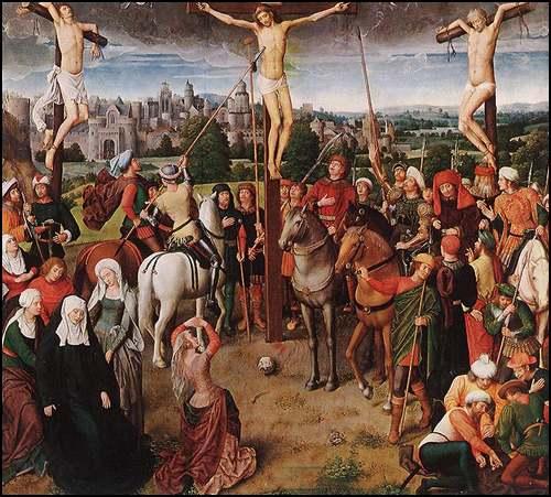 Vendredi Saint : la crucifixion de Jésus Christ