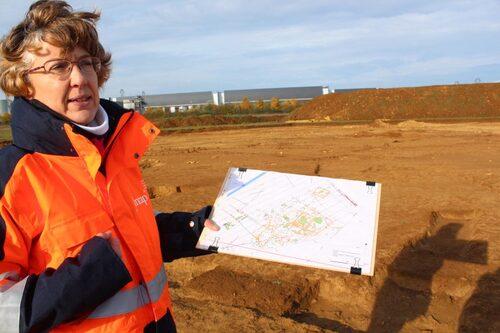 Archéologiqu'IFS : fouilles avant prison.