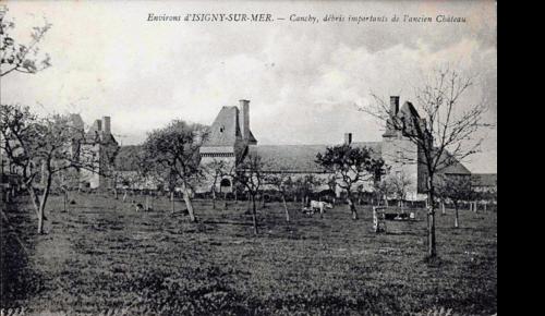 LES REMPARTS DE CANCHY (Calvados)