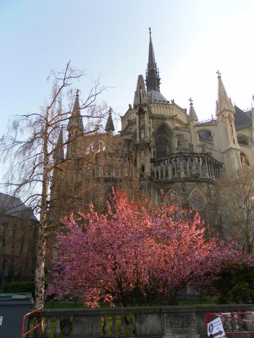 Etape à Reims