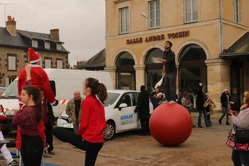 Marché de Noël de Fresnay sur Sarthe
