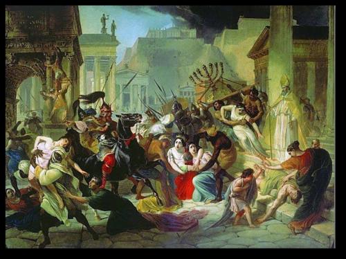 ⇒De nouvelles données révèlent les mécanismes cachés de l'effondrement de l'Empire romain