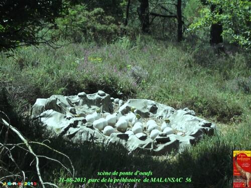 PREHISTOIRE de MALANSAC  56   1/7   28/10/2013