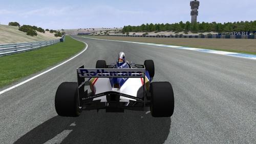 Williams FW16B - Renault RS6 V10