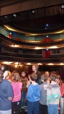 Découverte du théâtre Olympe de Gouges