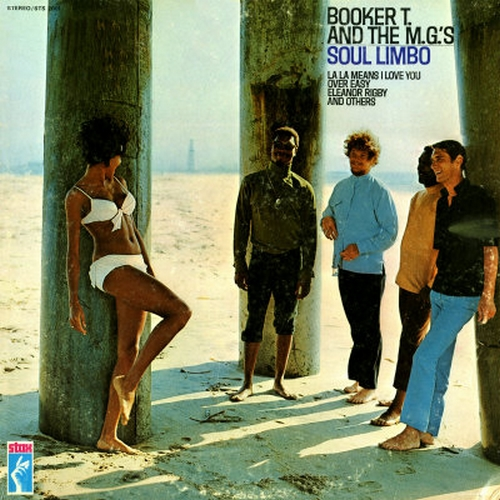 """1968 : Album """" Soul Limbo """" Stax Records STS 2001 [ US ]"""