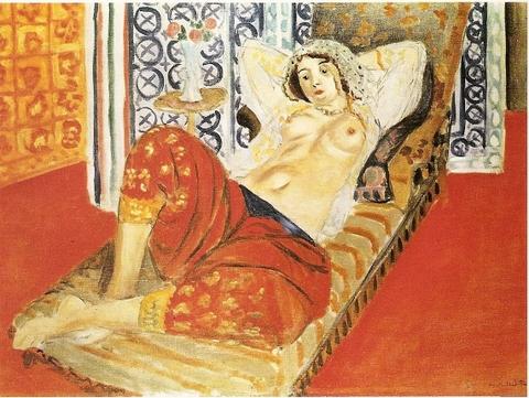 """""""La vision de l'Orient dans la peinture moderne"""", une conférence de Marlène Gossmann pour l'ACC"""