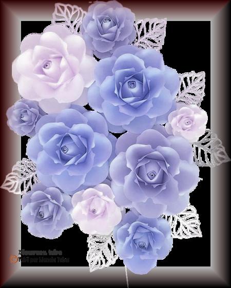 Tube fleurs 2902