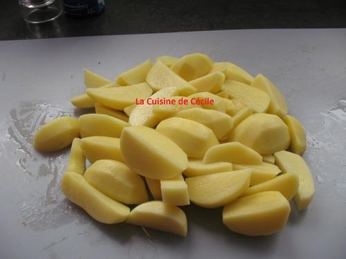Rôti de veau basse température à l'orange