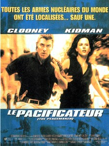 LE PACIFICATEUR BOX OFFICE 1997