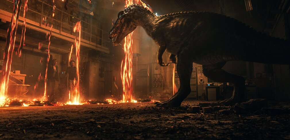 [Critique film] Jurassic World : Fallen Kingdom