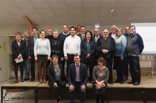 L'équipe Châteaudun 2020 !