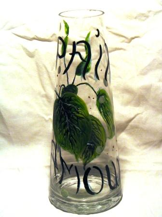 Vases nature