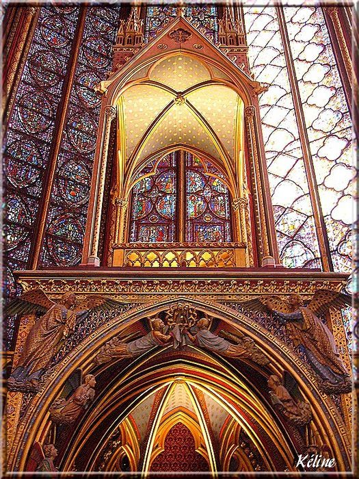 ile-de-France Paris Paris-Ier Sainte-Chapelle 06