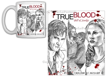 True Blood Bill Sookie Mug simple