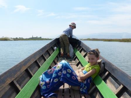 le lac Inlé