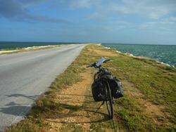 Moron - Cayo Coco : 76 km